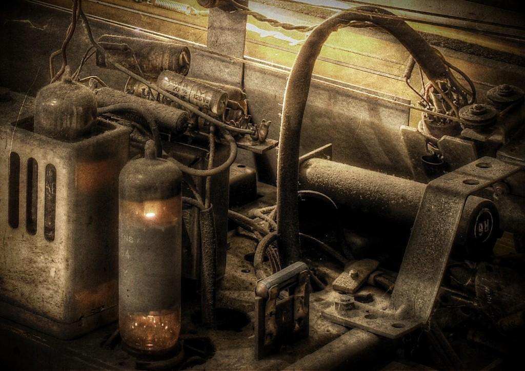 Vintage technology, flickr.com/by  Carsten Frenzl